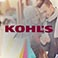 Kohl's Logo with people shopping