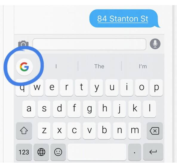 Gboard Screenshot