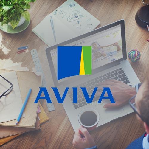 Aviva Icon