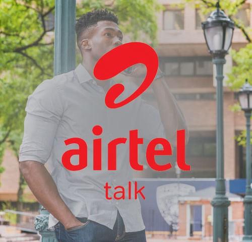 Airtel Talk Logo