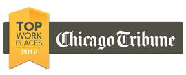 Chicago Tribune Top Work Places