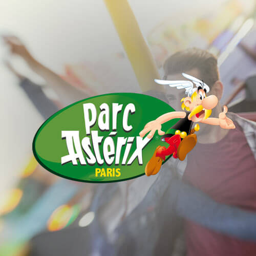 Parc Asterix Paris Logo