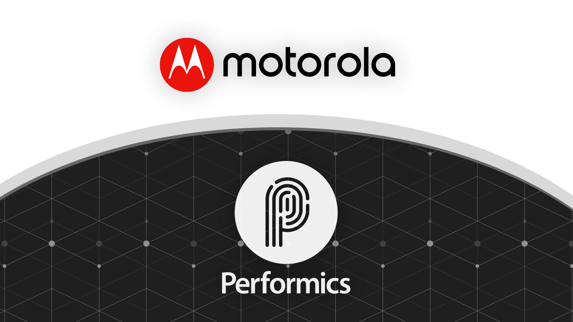 Case study: Performics + Motorola