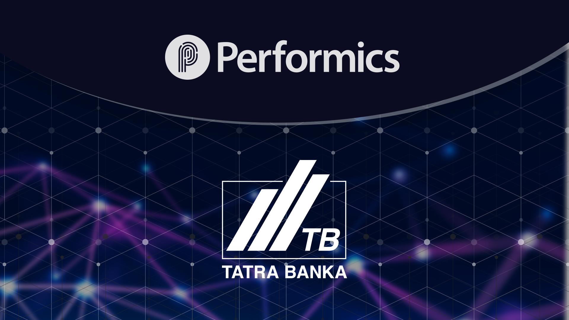 Case study: Performics a Tatra banka